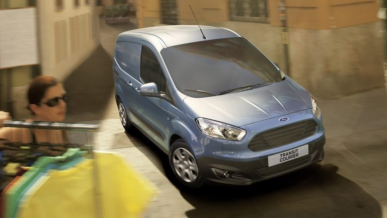 Ford Sabac - Courier