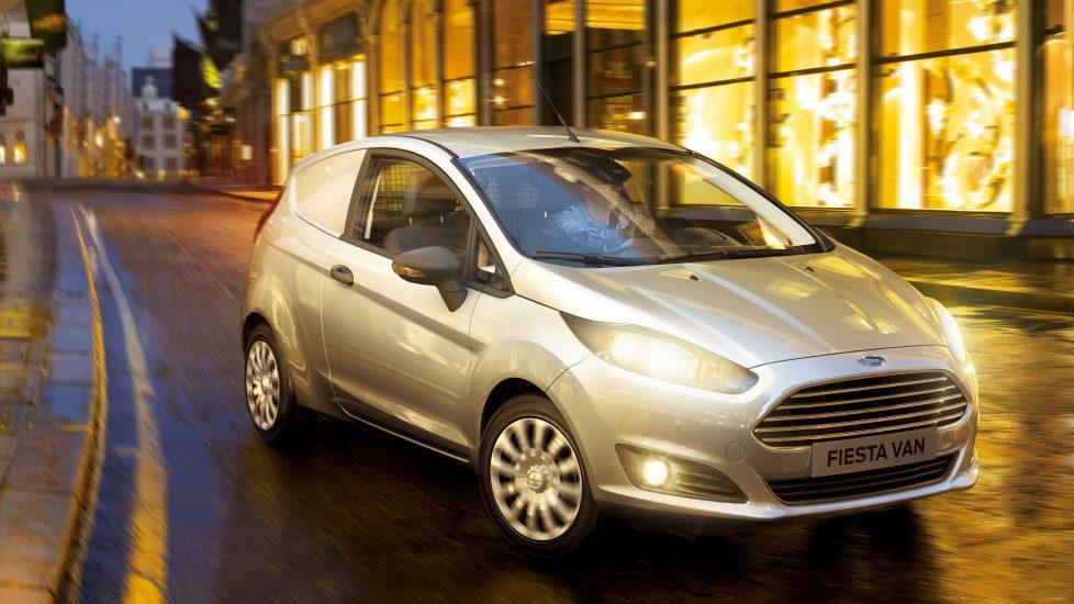 Ford Sabac - Fiesta Van 1