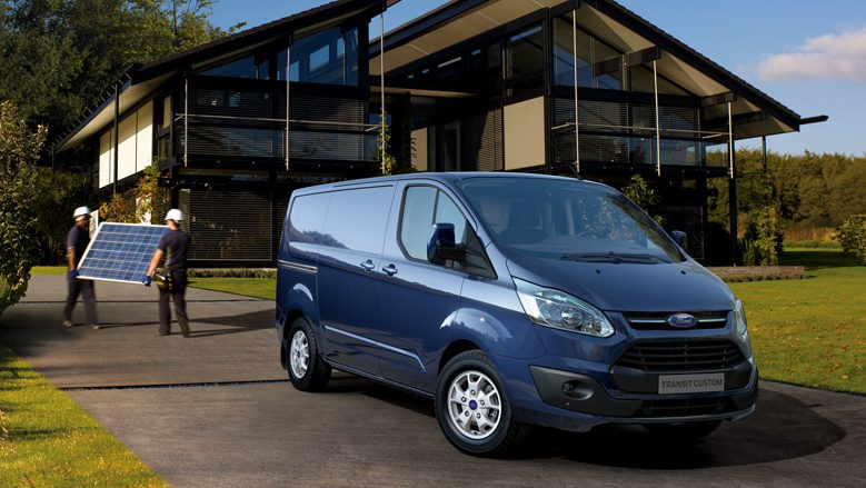 Ford Sabac - Transit Custom 2