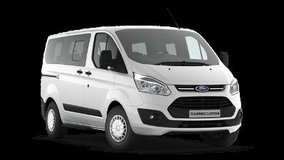 Ford Sabac - Transit Custom Kombi Tourneo