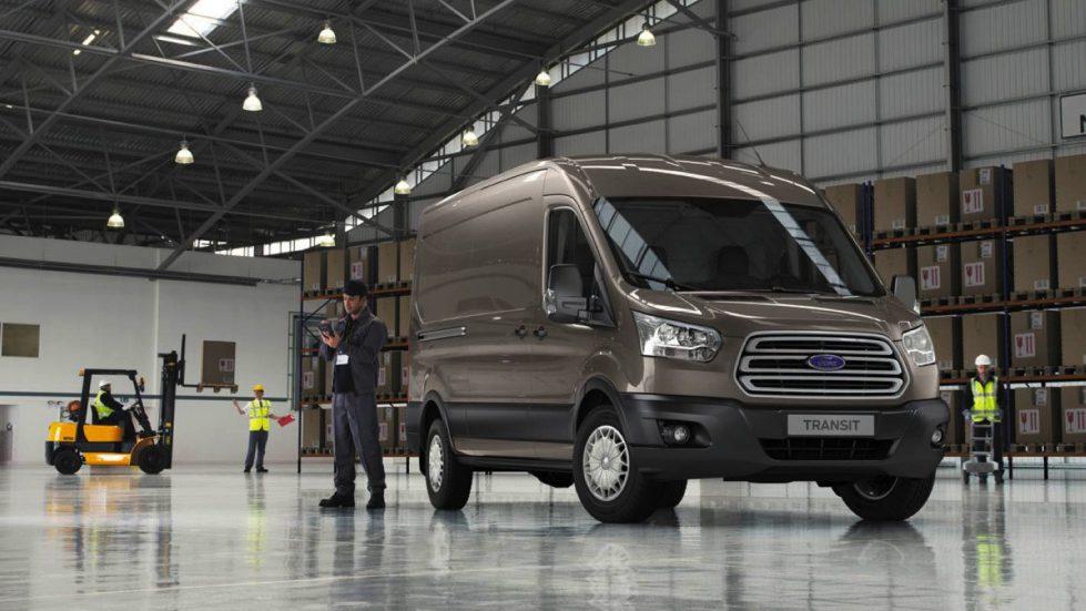 Ford Sabac - Transit Van 1