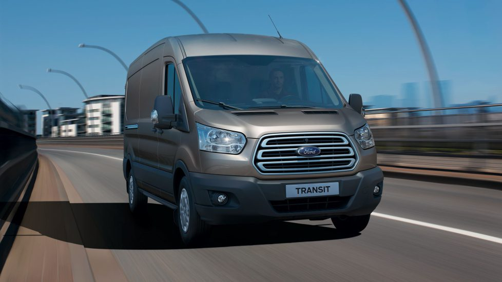 Ford Sabac - Transit Van 4