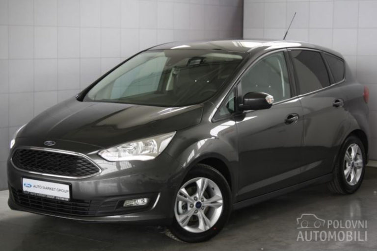 Ford C-max bussiness