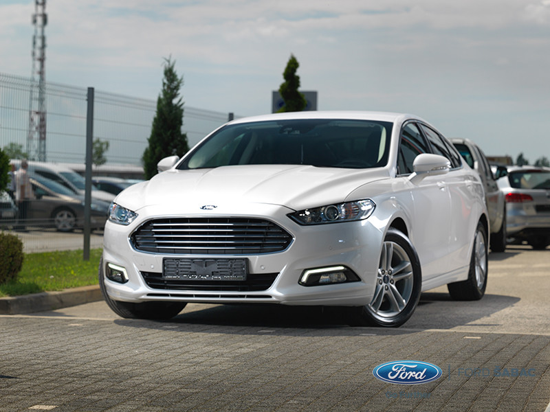 FORD MONDEO 2015 2.0 TDCI