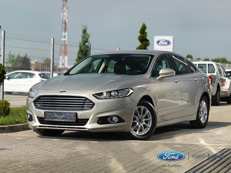 Ford Mondeo 2015 Titanium Led