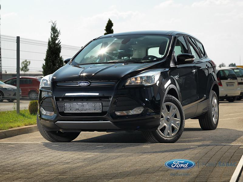 Ford Kuga 2.0 TDCi 2015