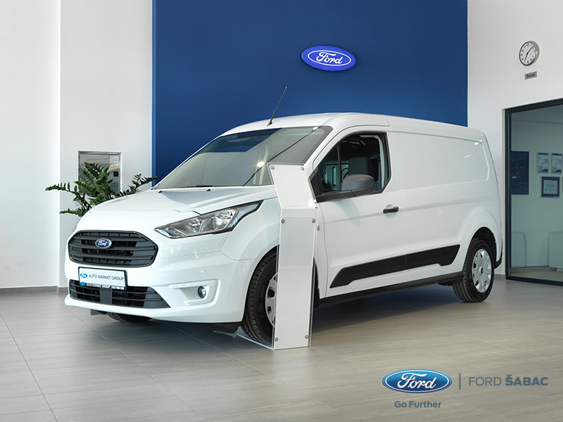 Ford Connect 1,5 120 ks