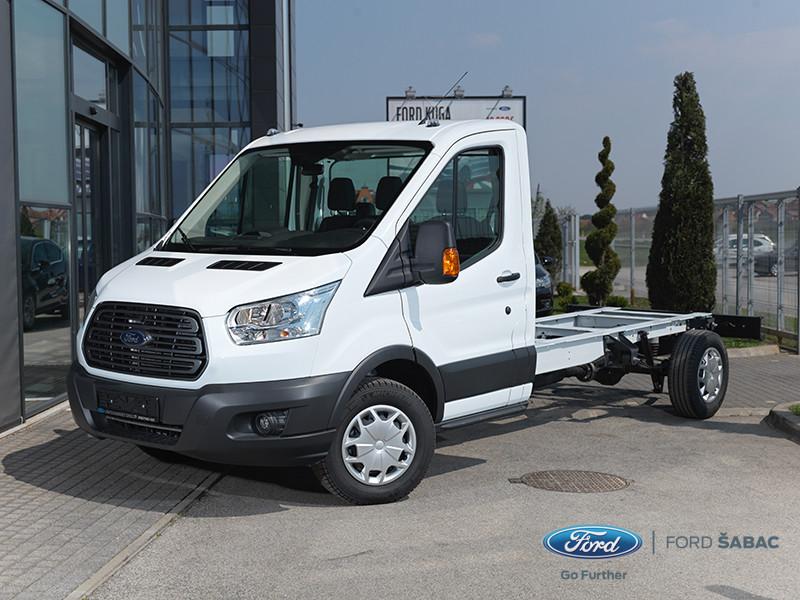 Ford Transit Sasija 350L3 SinglCab